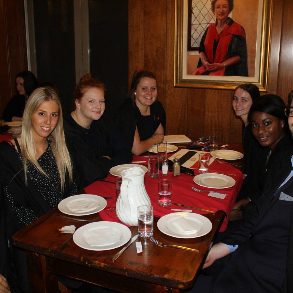 The Global Dinner