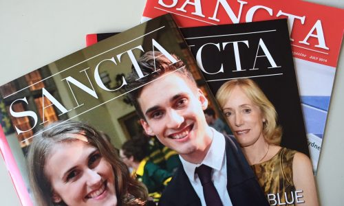 Sancta Magazine August 2015