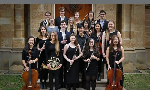 Sancta strongly represented in Intercol Orchestra