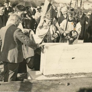 Laying of Foundation Stone 26 March 1925