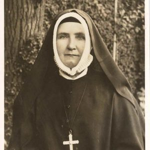 Mother Margaret MacRory 1st Principal of Sancta Sophia c1924