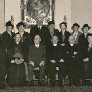 Sancta Sophia College Council c1932 (SSCA Photographs 1993K)