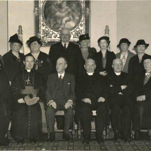 Sancta Sophia College Council c1932 (SSCA Photographs 1993K)