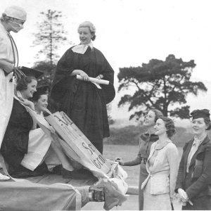 Sancta float-Commemoration-Day-c1936