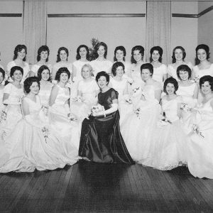 Debutantes 1961