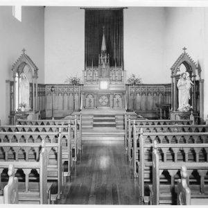 Sancta Sophia College Chapel 1956