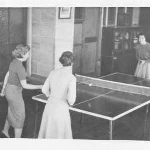 Table Tennis c.1960s