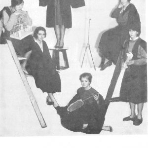 From Sancta Sophia magazine 1961