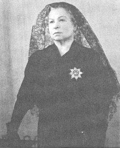 Lady Blanche Sheldon