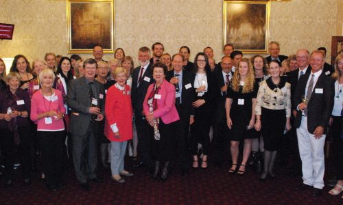 Sancta Celebrates at the House of Lords