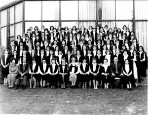 1976 College Photograph