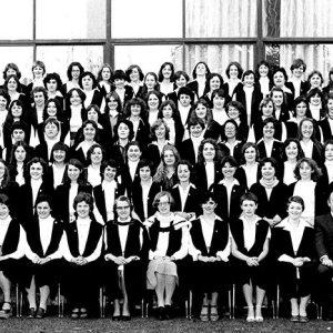 1976 College Photograph