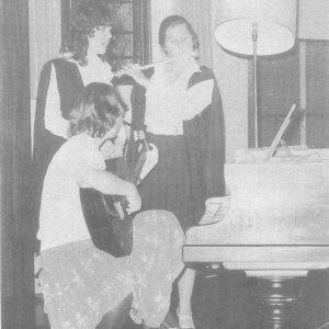 1976 Music performance