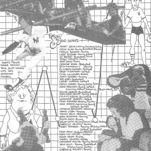 1983 who scored - sports report from 1983 College magazine