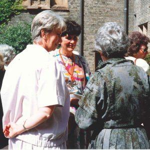 1991 - Sr Shanahan's farewell - Mary Bayldon, Marian Diesner