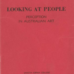 Looking at People Perception in Australian Art exhibition 1968