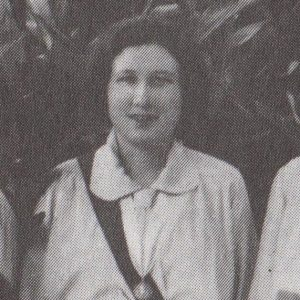 Mollie Cahill 1925