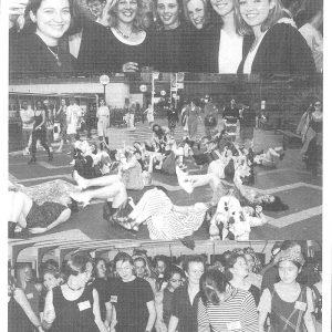 O-week 1995 - 1995 College magazine
