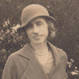 Barbara Lane Mullins 1932