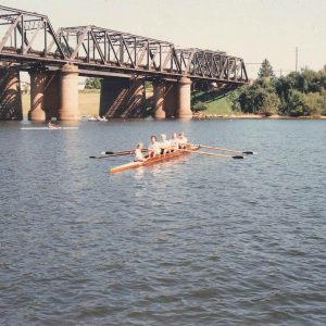 Rowing 1990-91