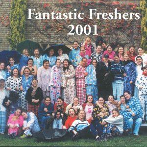Fantastic Freshers 2001