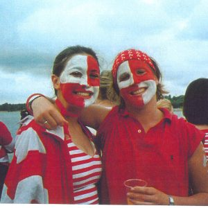 Sancta supporters 2002