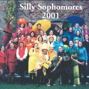 Silly sophomores 2001
