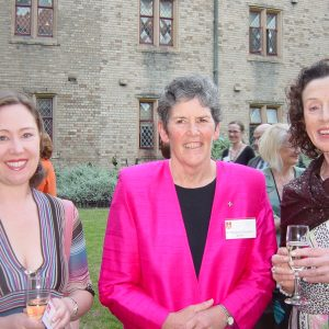 80th Anniversary Dinner - Elizabeth Hepburn (Centre)