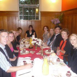 PG Commencement Dinner 2011