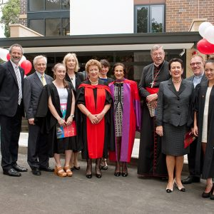 Opening of Graduate House