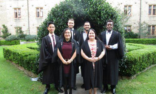 Sancta's PhD Students