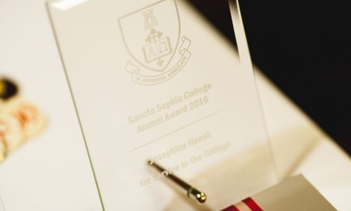 Sancta Alumni Awards for 2017 Now Open