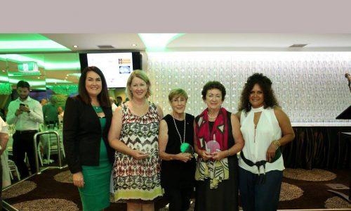 Dr Marie Leech recognised in Brigid Awards