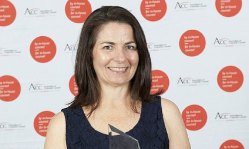 Rachel Launders named Corporate Lawyer of the Year