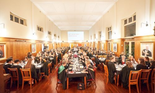 Academic Dinner 2019 Award Winners