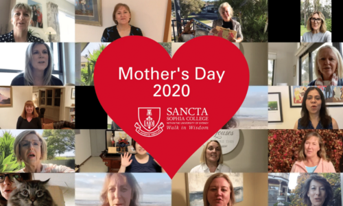 An Extra Special Mother's Day Message