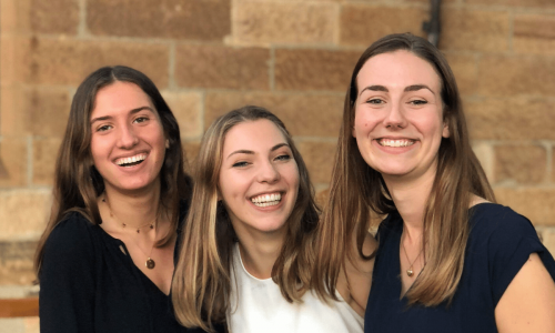Meeting Sancta's International Students: Flavia Charlton