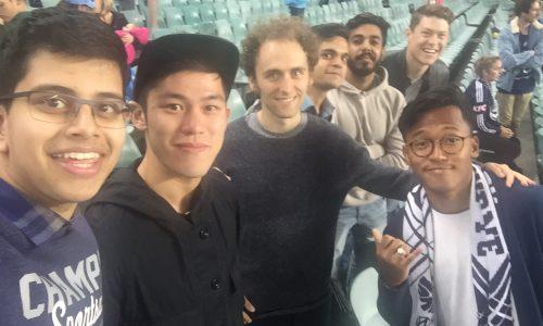 Meeting Sancta's International Students: Wenbo Song