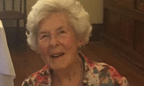 Remembering A Sancta Leader: Patricia (Trish) Horsley