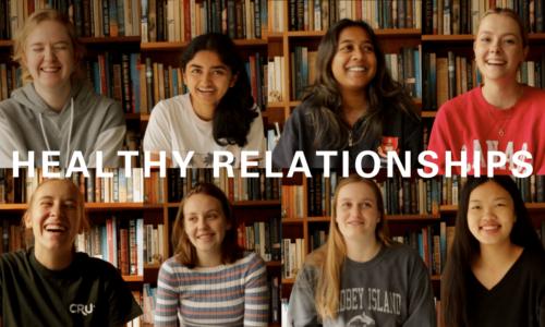 What Makes a Healthy Relationship? Sancta Women Talk Facts!