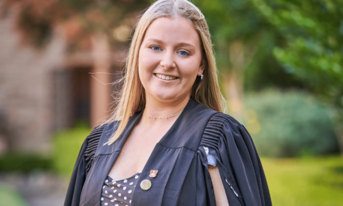 """""""I Chose to Study in Sydney and Live At Sancta Because of All the Opportunities It Could Give Me."""""""