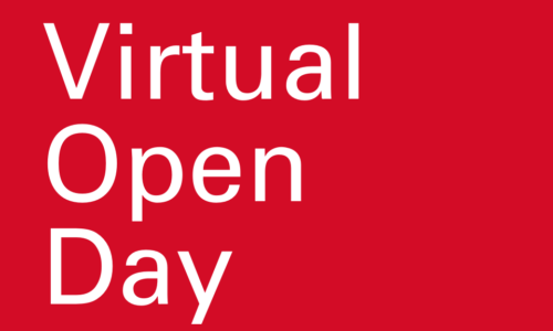 Future Undergraduate And Postgraduate Residents Are Invited To Join Our Virtual Open Day