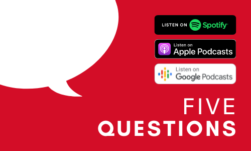 Sancta Launches 'Five Questions' – A New Weekly Podcast